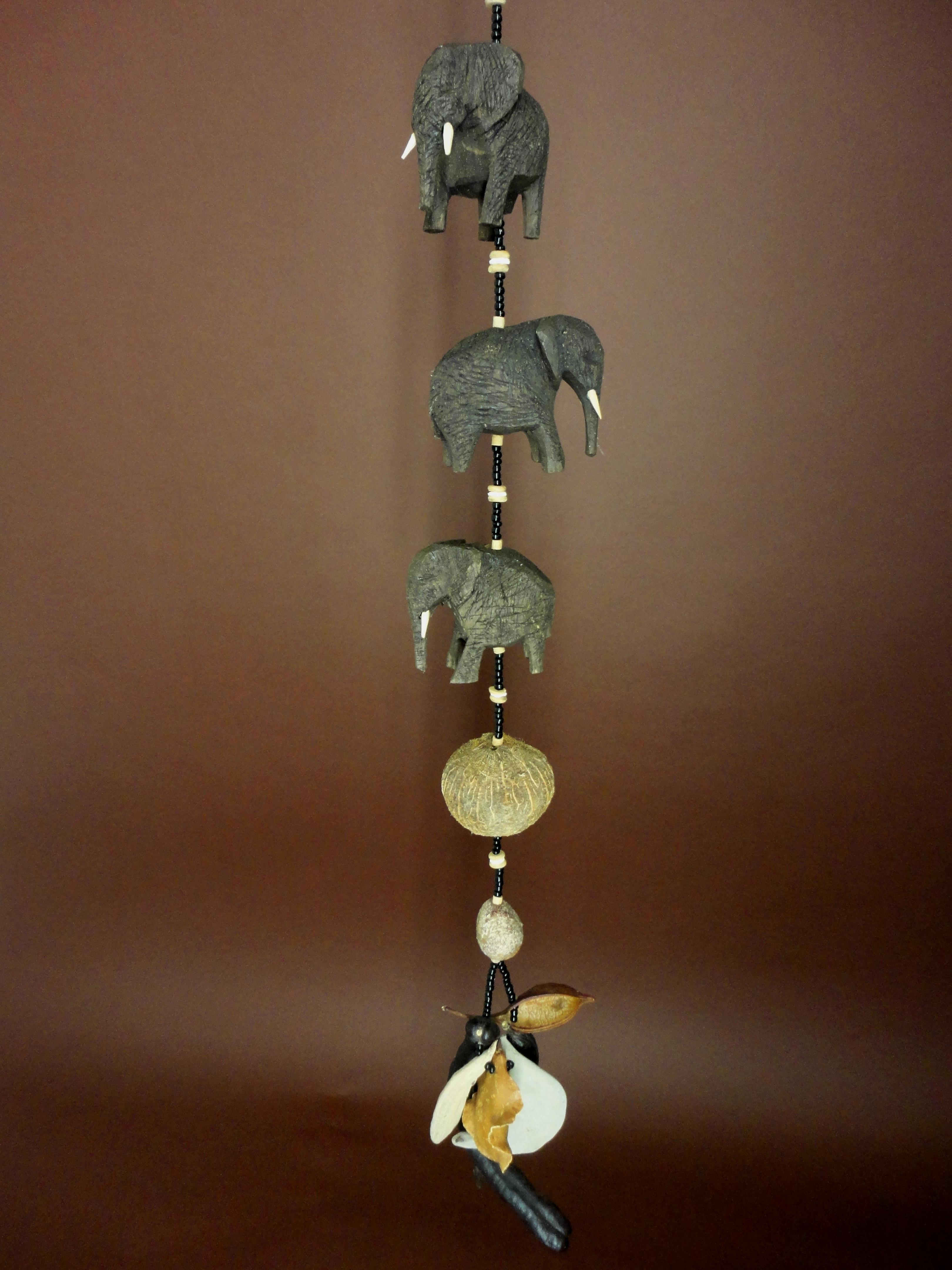 mobile mit fliegenden elefanten baku trading gmbh. Black Bedroom Furniture Sets. Home Design Ideas